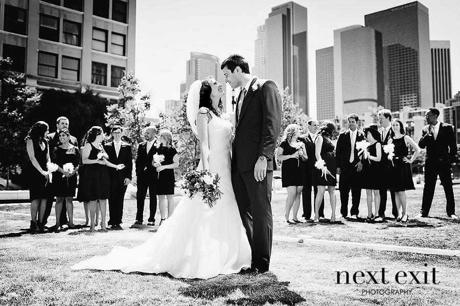 Vibiana Orthodox Jewish Wedding Photography