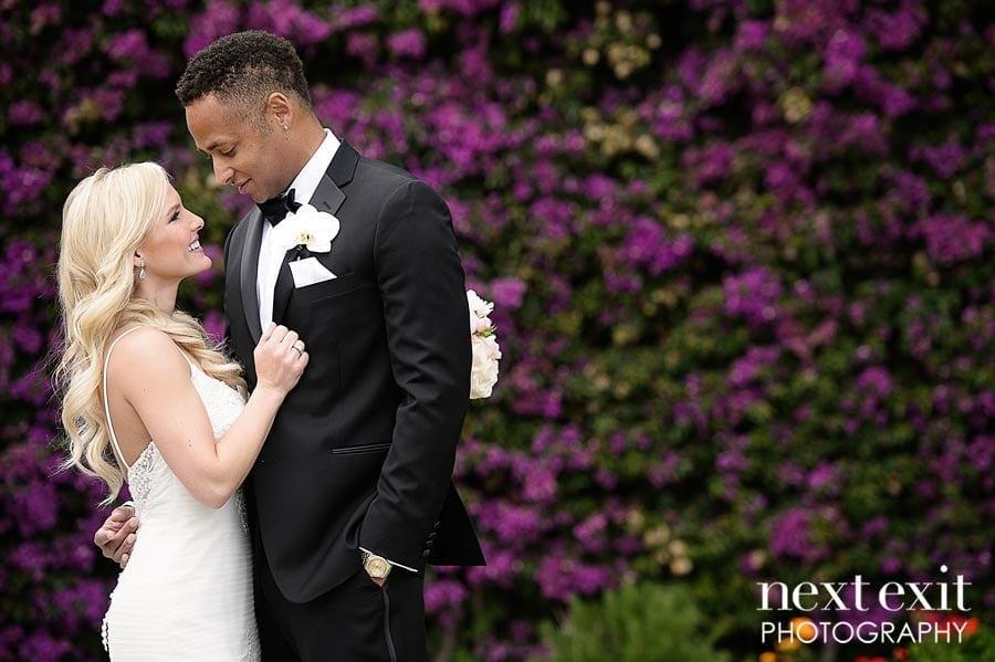 Bel-Air Bay Upper Club Wedding Photography