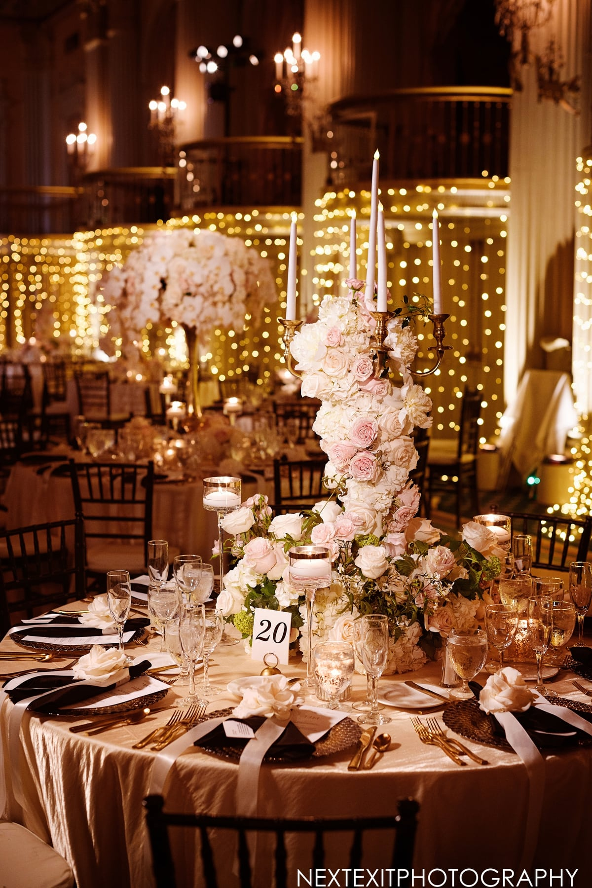 Millennium Biltmore Los Angeles Wedding
