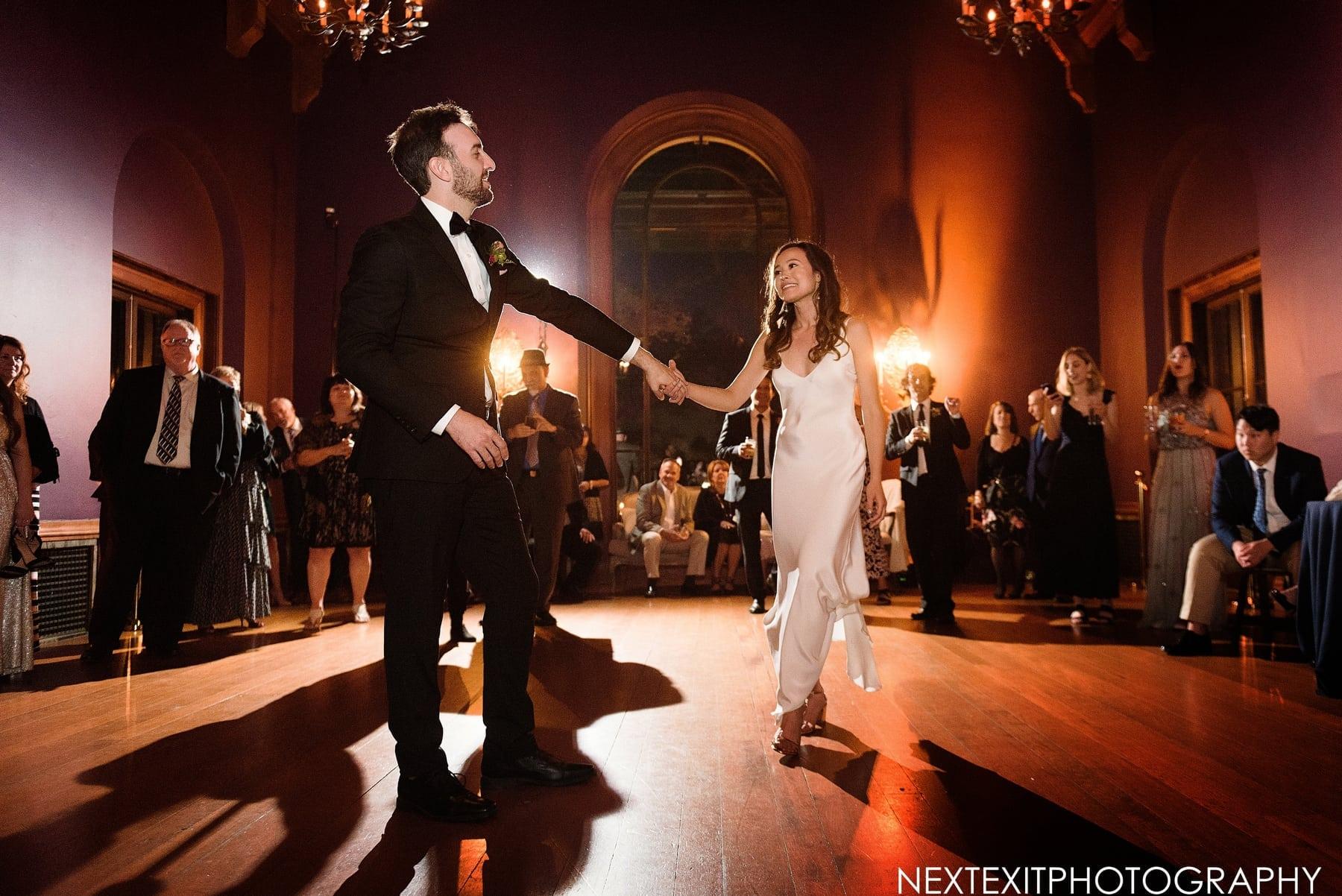 Paramour Mansion Estate Wedding