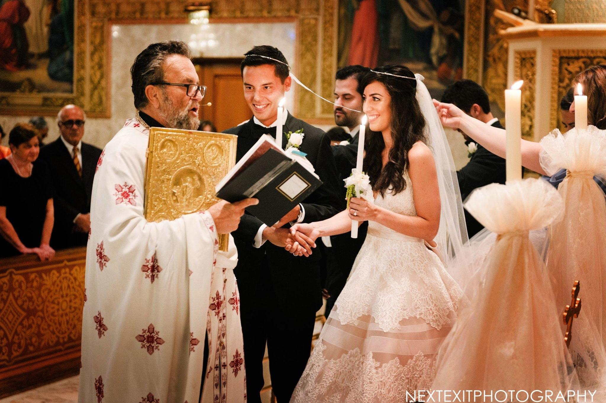 Saint Sophia Wedding Photographer